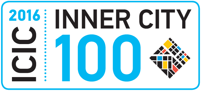 Inner City 2016 IC 100 Logo