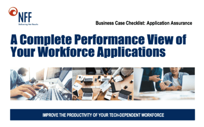 A Complete Performance View of Your Workforce Applications