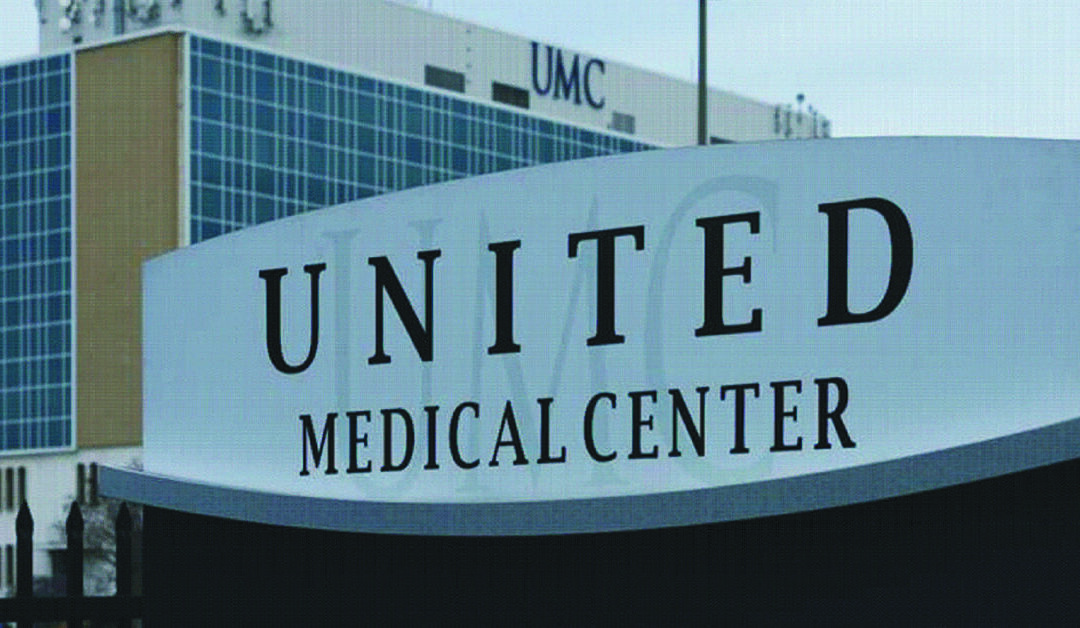 United Medical Center Selects Networking For Future to Modernize Their Enterprise Infrastructure