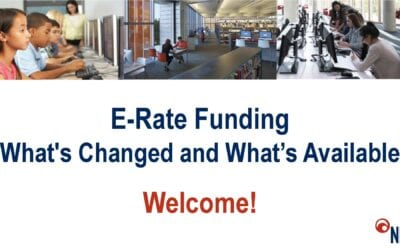 E-Rate Funding: What's Changed and What's Available